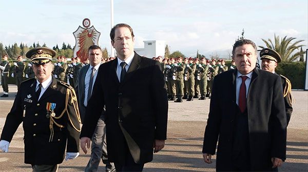 صور : الإحتفال بالذكرى الخمسين لإنبعاث الاكادمية العسكرية