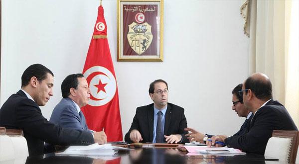 حقوق عائلات شهداء الأمن والجيش في أول اجتماع لحكومة الشاهد