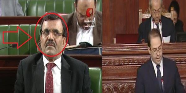 Vidéo du jour : La réaction des députés de Nidaa et d'Ennahdha quand Youssef Chahed évoque l'affaire Lotfi Naguedh à l'ARP