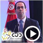 En vidéo : Le mot de bienvenue de M. Youssef Chahed, Chef du Gouvernement…