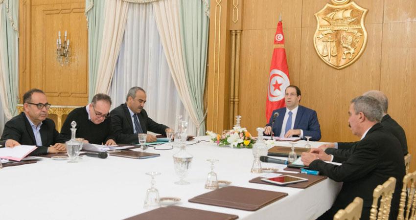 مجلس وزاري مضيق لاتخاذ اجراءات مصاحبة لقانون المالية