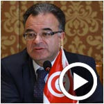 En vidéo : Slim Chaker parle des Réformes Financières pour la Tunisie devant l'AmCham