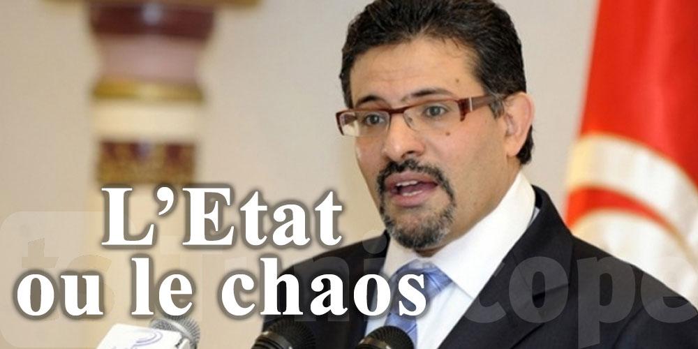 Kaïs Saïed doit choisir : l'Etat ou le chaos