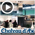 En Vidéo : Après les salons, Chateau d'Ax Tunisie présente son offre Cuisine