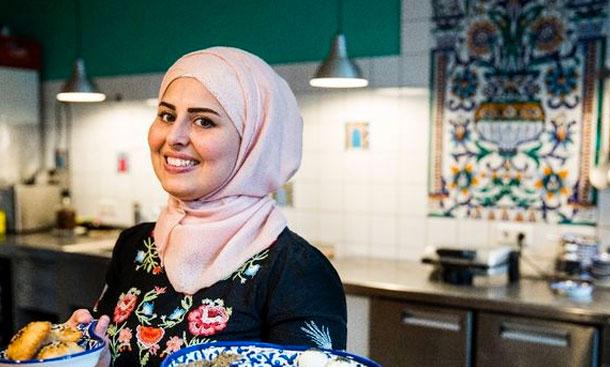 La cuisinière syrienne qui régale Angela Merkel de chawarmas...