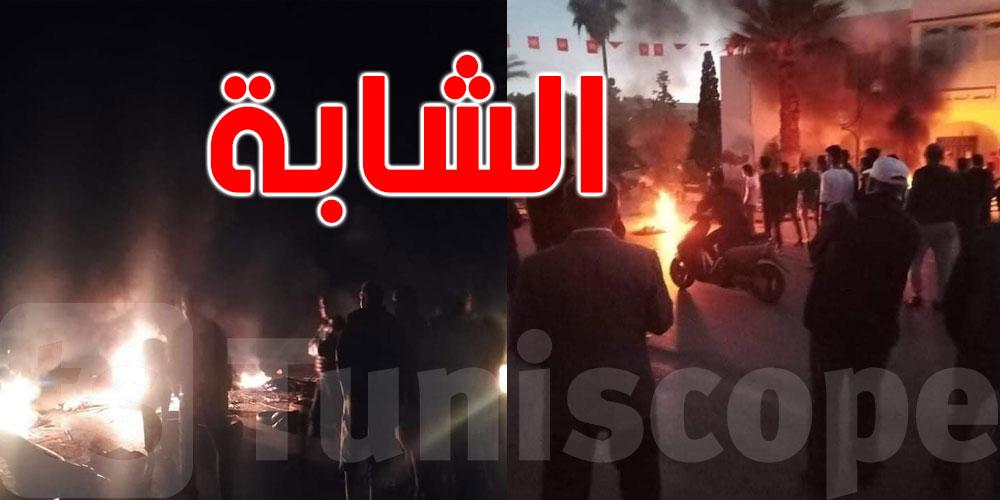 تواصل الاحتجاجات في الشابة ضد قرار الجامعة