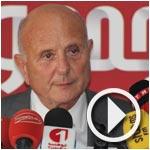 Ahmed Nejib Chebbi : la crise est actuellement à la Kasbah pas à Carthage