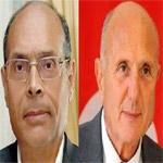 Rencontre entre Chebbi et Marzouki à Carthage