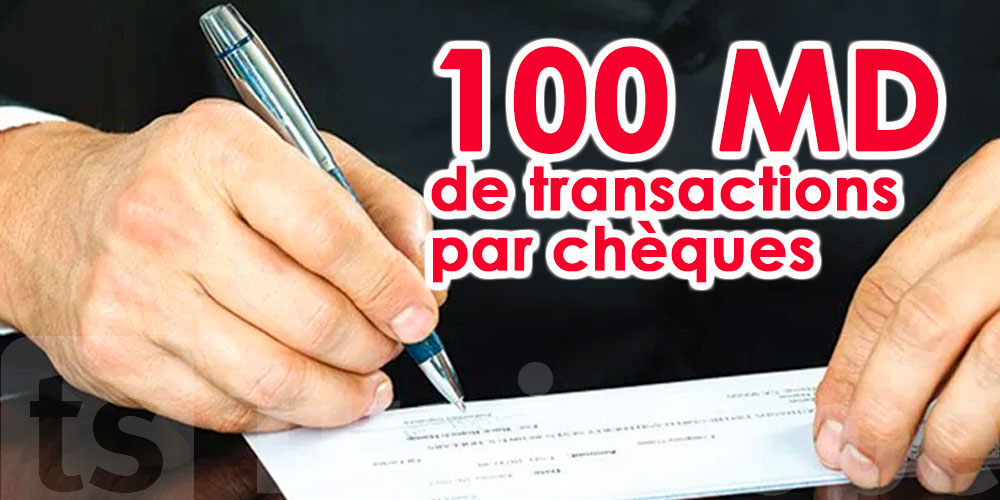 45% des transactions financières se font par chèques