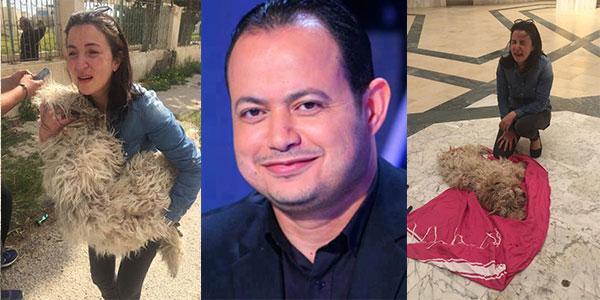 سمير الوافي يحذف ما كتبه حول ''قتل الكلب بنابل'' ويوضح
