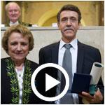 En vidéo : Un tunisien honoré pour ses recherches scientifiques par la Fondation NRJ