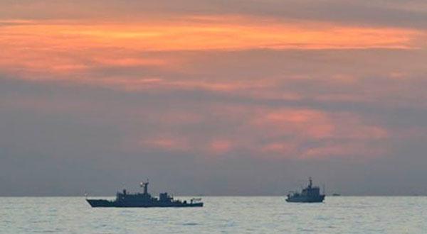 قوة بحرية أميركية تنفذ دوريات في بحر الصين الجنوبي
