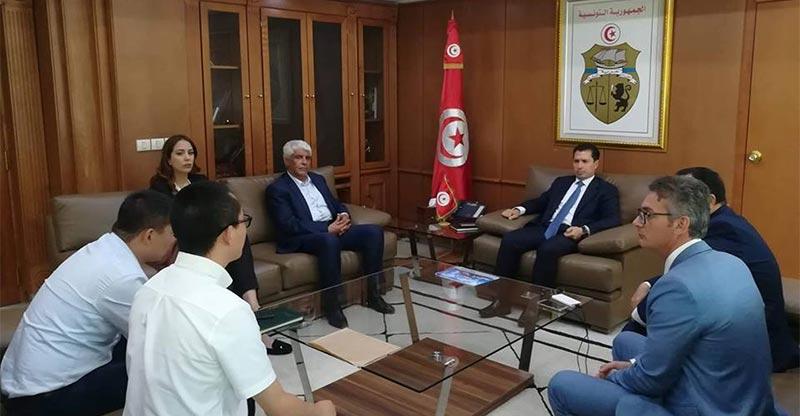 ستُوفر 1000 موطن شغل: شركة صينيّة تنوي الإستثمار في تونس