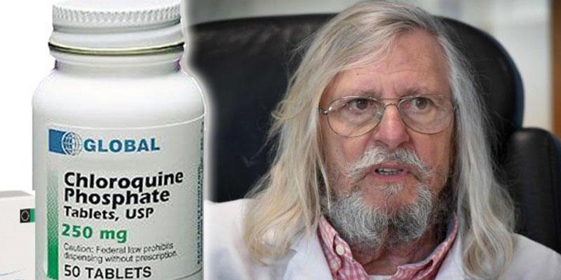 رسمي: ''الكلوروكين'' دواء كورونا في فرنسا
