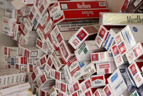 1 cigarette sur 5 est consommée illégalement, selon une étude KPMG