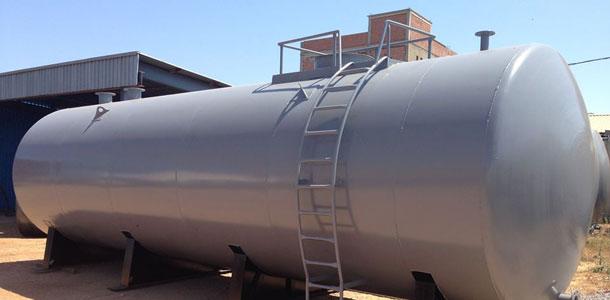 Une citerne pour collecter 31 mille litres de carburant de contrebande, à Gabès