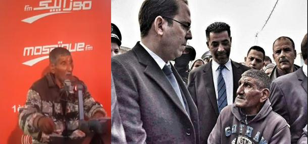 المواطن صاحب الصورة الشهيرة مع رئيس الحكومة يتحدث ويكشف