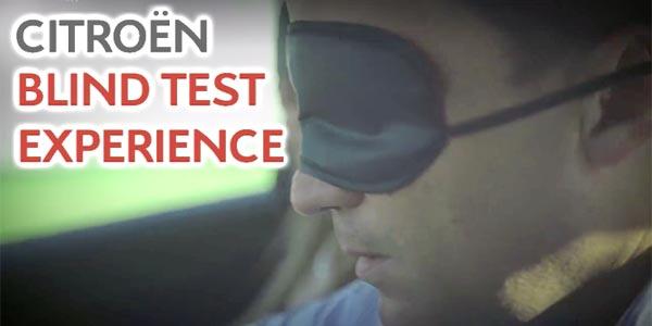 Citroën en Tunisie : Pensez vous être prêt pour un blind test ?
