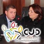 Le bureau du CJD présente sa stratégie à l'UTICA