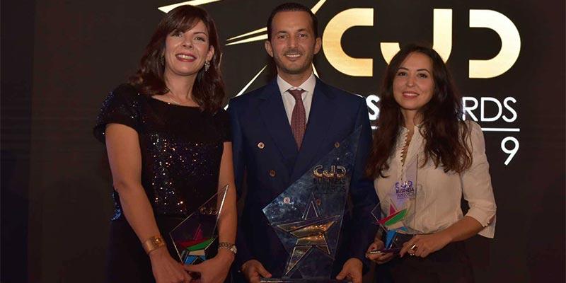 En photos : Découvrez les 3 finalistes du CJD Business Awards