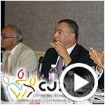 En vidéos : Round 2 du CJD, les partis et l'équité fiscale