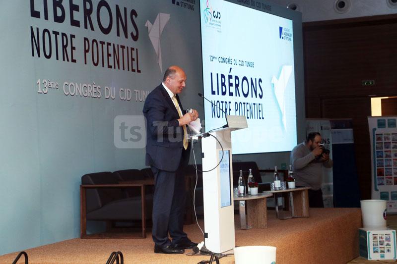 Le 13ème congrès du CJD en photos