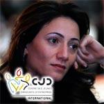 Wafa Makhlouf nouvelle présidente du CJD international