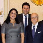 Pourquoi Béji Caid Essebsi a t-il reçu les jeunes dirigeants à Carthage ?