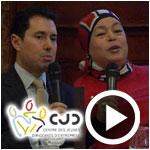 En vidéos : Slim Feriani et Boutheina Ben Yaghlane parlent de loi de finances et difficultés de la PME