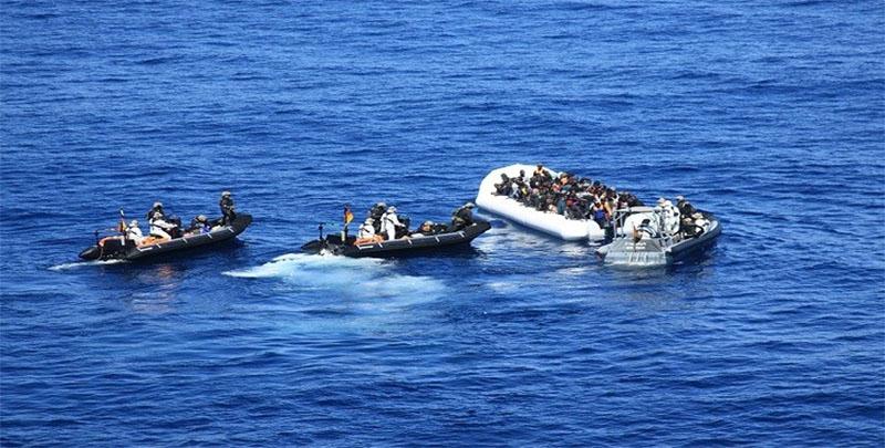 انقاذ 10 تونسيين بشواطئ الهوارية كانوا متجهين خلسة نحو الإيطالية