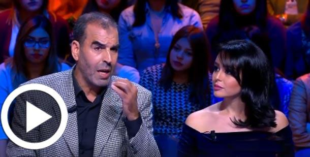 En vidéo : Clash entre Faouzi Ben Gamra et Aïcha Attia dans l'émission 'Omour jeddeya'