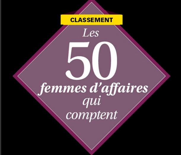 Classement : 3 tunisiennes parmi les 50 femmes d'affaires les plus influentes d'Afrique