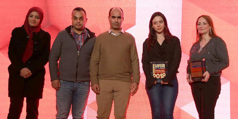 En vidéo : Les produits DELICE lauréats des Saveurs de l'Année 2018