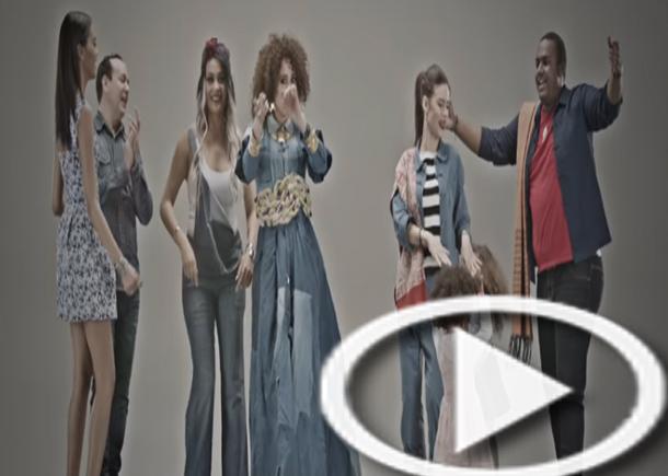 بالفيديو: 'الكليب' الجديد لأسماء عثماني 'يما لسمر دوني' بمشاركة ممثلين وإعلاميين