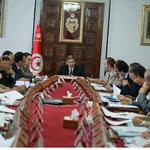 Conseil ministériel pour le suivi des mesures au profit du gouvernorat de gafsa