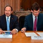 Signature d'un accord-cadre entre le CNRS et le ministère tunisien