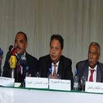 Lancement officiel de la coalition nationale pour la réussite du processus démocratique