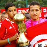 Deux jeunes tunisiens se démarquent au Copa Coca-Cola Camp à Berlin