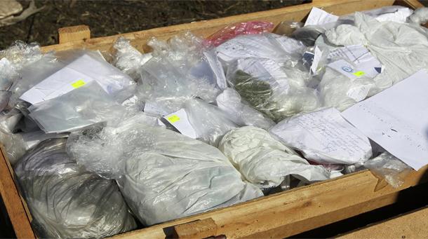 Royaume-Uni: 60 millions d'euros de cocaïne échouent sur deux plages
