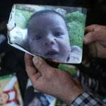 Un bébé brûlé vif en Cisjordanie, Washington qualifie, l'attaque des colons de terroriste