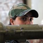 Syrie : La brigade des commandos féminins face aux rebelles
