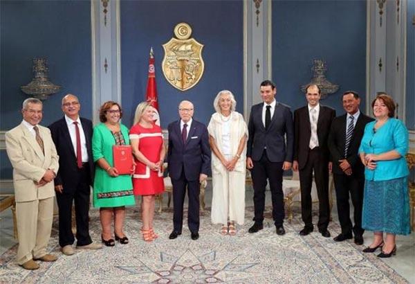 Composition de la nouvelle Commission chargée des libertés individuelles et de l'égalité