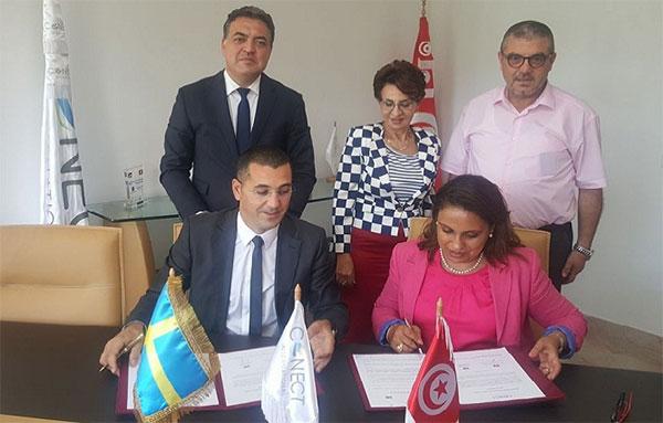 La CONECT International ouvre un Bureau à Stockholm et va créer un Business Council Tuniso-Suédois