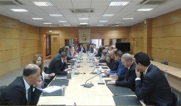 Rencontre Ministère du Commerce - CONECT