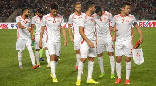 تشكيلة المنتخب التونسي أمام الكونغو
