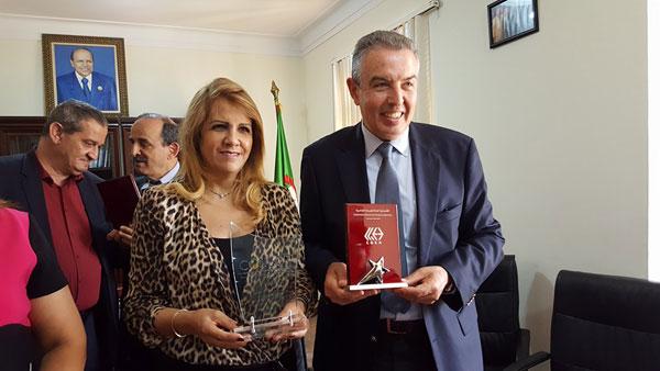 Protocole d'accord entre la CONCET et la La Confédération Générale des Entreprises Algériennes