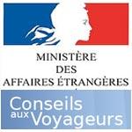 L'ambassade de France appelle à la vigilance dans le contexte de l'intervention contre Daech