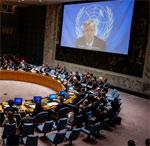 مجلس الأمن يدعو إلى توحيد الجهود الدولية لمحاربة داعش