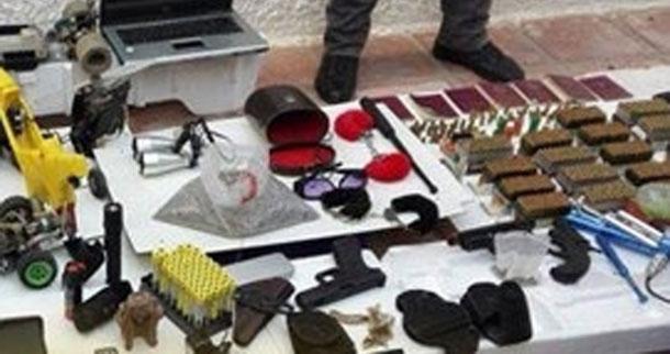 مصوغ و سلاح في حاوية البلجيكي، حسب مراسلة بين المجلس و وزير المالية، و هذه التفاصيل