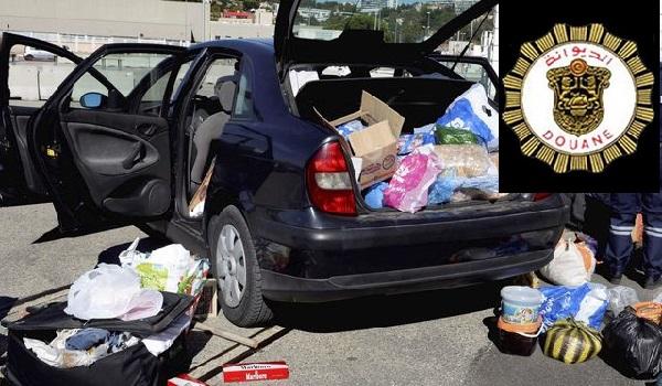 Cigarettes de contrebande dans la voiture d'un ancien député du Courant Al Mahaba